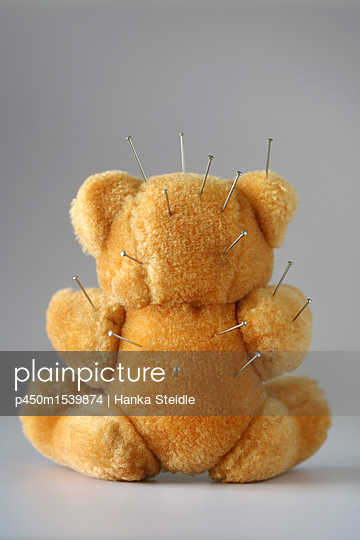 Schmerzhaft    - p450m1539874 von Hanka Steidle