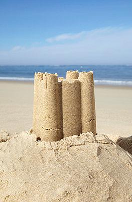 Sand castle - p4642149 by Elektrons 08