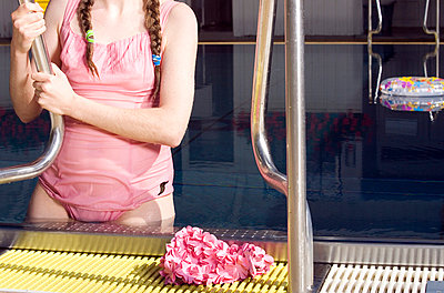 Rüschenkappe - p6790002 von Jessica Alice Hath