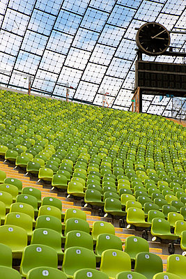 Green seats - p6370274 by Florian Stern