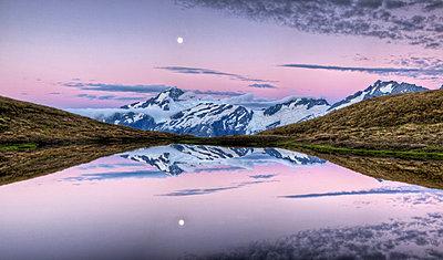 Mount Aspiring - p8844201 by Colin Monteath/ Hedgehog House