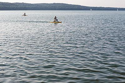 Ratzeburger See, Naturpark Lauenburgische Seen - p1222m1161728 von Jérome Gerull