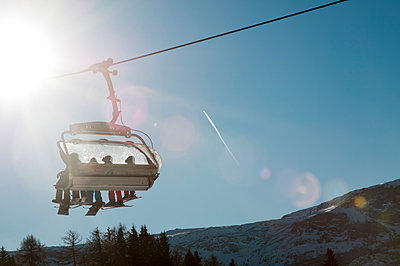 Chairlift - p171m971264 by Rolau