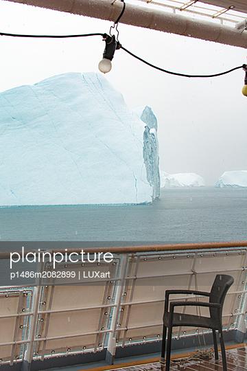 Eisberge  - Diskobucht - p1486m2082899 von LUXart