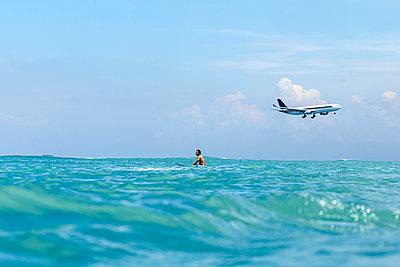 Surfen, Kuta - p1108m1185133 von trubavin