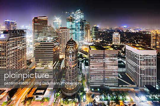 Jakarta - p416m1498097 von Jörg Dickmann Photography