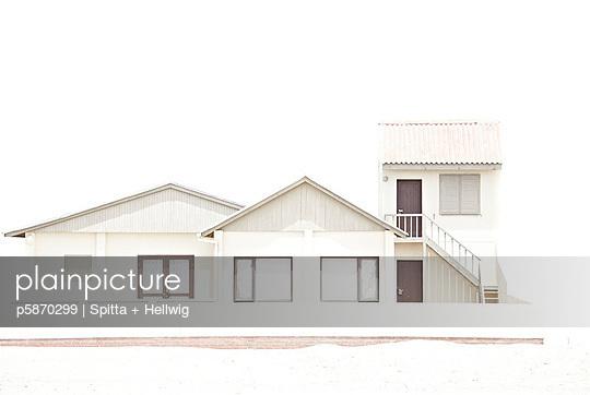 Haus am Strand - p5870299 von Spitta + Hellwig