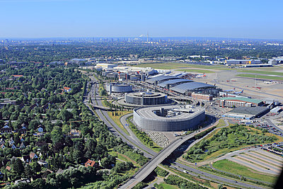 Hamburg Airport - p1016m1122599 by Jochen Knobloch