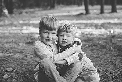 Brüder - p1361m1491718 von Suzanne Gipson