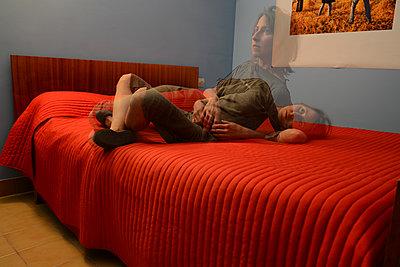 Unruhiger Schlaf - p1631m2208634 von Raphaël Lorand