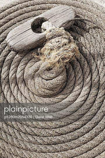 Seilrolle - p1280m2054330 von Dave Wall
