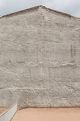 Hauswand, Spanien - p1021m1591954 von MORA