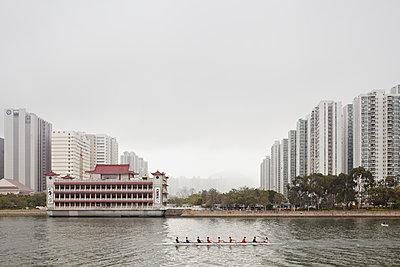 Hongkong - p1294m1513252 von Sabine Bungert