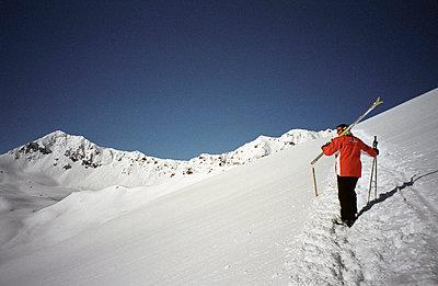 Ski suit - p0690025 by Alexander Hartmann