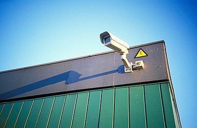 Überwachungskamera - p1800031 von Martin Llado