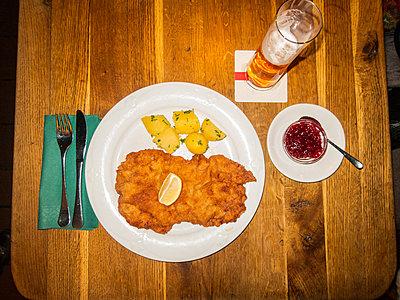Wiener Schnitzel - p930m1214904 von Phillip Gätz