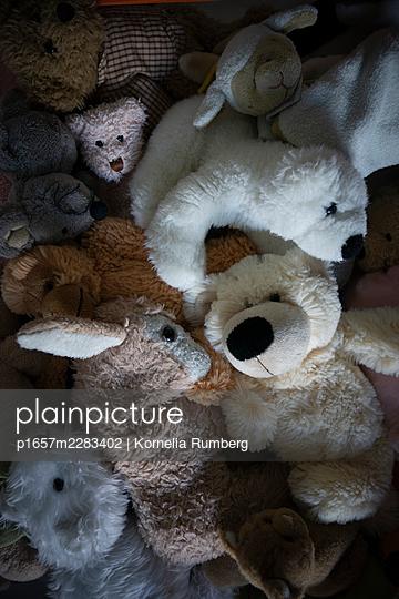 Cuddly toys - p1657m2283402 by Kornelia Rumberg