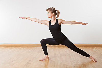 Yoga - p1051249 von André Schuster