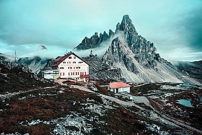 Tyrol, South Tyrol,  - p1640m2245889 by Holly & John