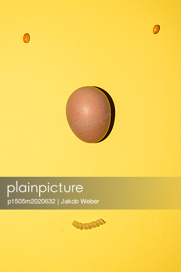 Gesichter - p1505m2020632 von Jakob Weber