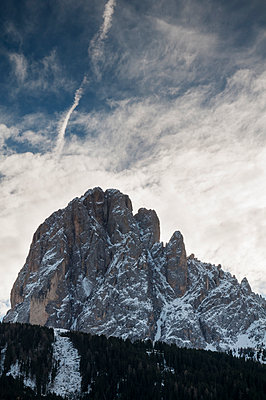 Mountain peak - p171m971266 by Rolau