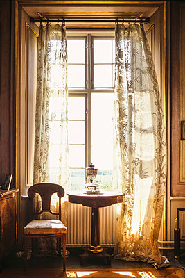 Old-fashioned parlor - p1418m1572304 by Jan Håkan Dahlström
