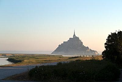 Mont St. Michel - p265m1591218 von Oote Boe