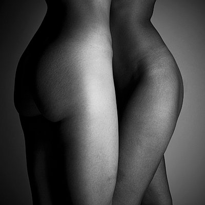 Two women naked - p4130531 by Tuomas Marttila