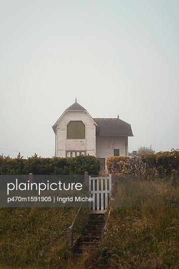 Haus in der Bretagne - p470m1591905 von Ingrid Michel