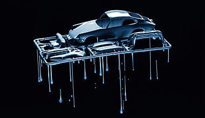 Luxusauro Porsche Lackierung - p851m1116266 von Lohfink