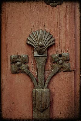 Jakobsmuschel, Pilger-Symbol - p1028m1091483 von Jean Marmeisse