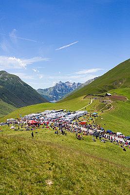 Croix de Fer, Tour de France - p1173m1034388 von Gilles Leimdorfer