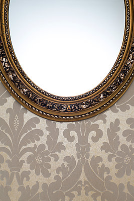 Golden frame - p1621m2263341 by Anke Doerschlen