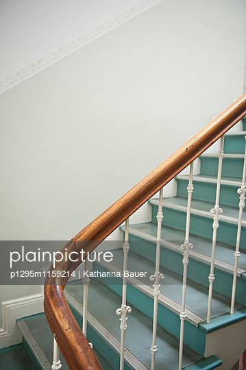 Treppengeländer - p1295m1159214 von Katharina Bauer