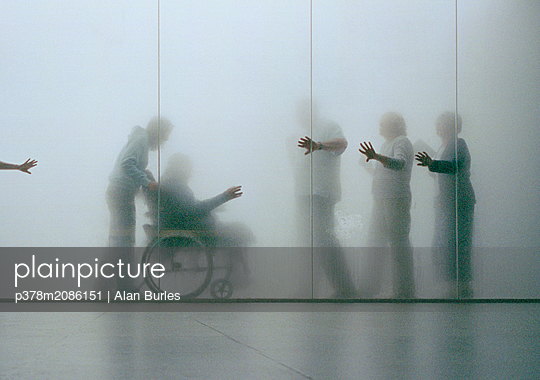 Blind Light - p378m2086151 by Alan Burles