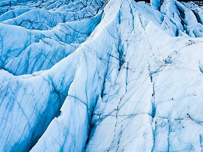 Iceland, Vatnajoekull National Park, Jokulsarlon, glacier ice - p300m2069355 von David Agüero Muñoz