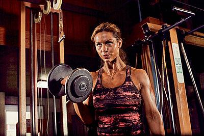 Bodybuilding - p1200m1161347 von Carsten Goerling