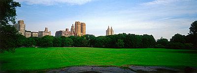 New York City Skyline, USA - p6090393 by MONK photography