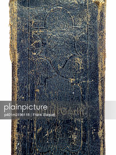 Historische Bibel - p401m2196118 von Frank Baquet
