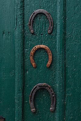 Drei Hufeisen - p946m859521 von Maren Becker