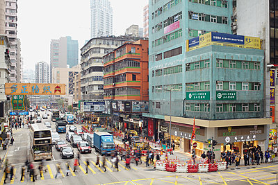 Hongkong - p1294m1513249 von Sabine Bungert