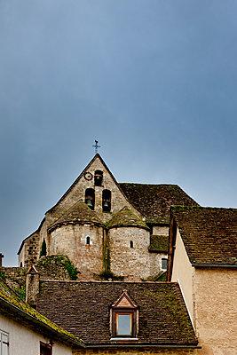 Church, Midi-Pyrénées, Creysse - p248m966688 by BY