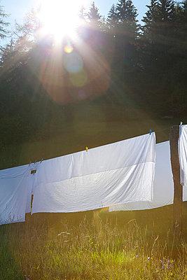 Wäsche - p4410530 von Maria Dorner