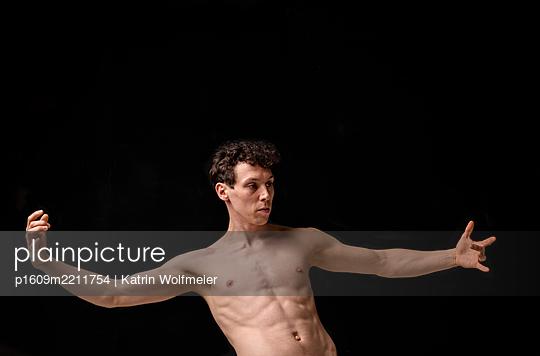 Mit offenen Armen - p1609m2211754 von Katrin Wolfmeier