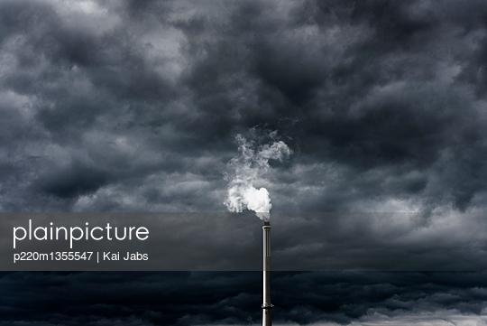 Müllverbrennung - p220m1355547 von Kai Jabs