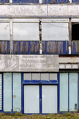 Derelict Hoverspeed Terminal - p1048m1069209 by Mark Wagner