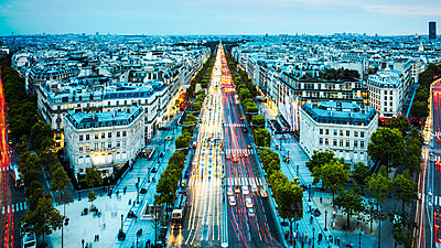 Paris - p416m1498169 von Jörg Dickmann Photography