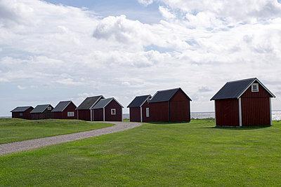Barracks - p451m937790 by Anja Weber-Decker