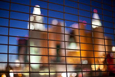 Las Vegas hinter Gittern - p5910102 von Celine Marchbank