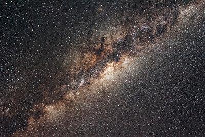 Sterne über der Kalahari, Südafrika - p1065m982606 von KNSY Bande